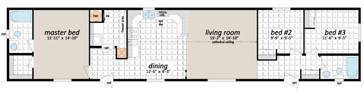 NP 901a floorplan