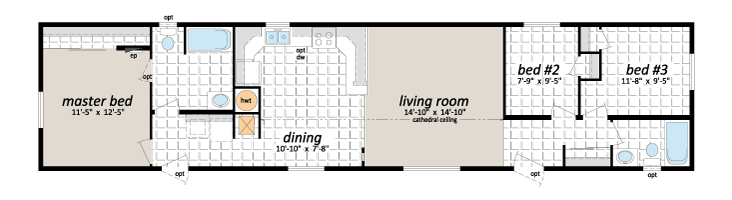 NP 911a floorplan