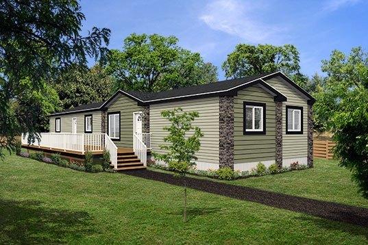 Cjn 3005 Classic Modular Homes